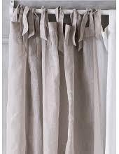 Tie Top Curtains Linen Tab Top Curtains 100 Images Millie Twist Faux Linen