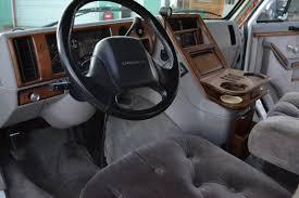 Conversion Van Interiors 1993 Chevy G20 Regency Conversion Van Youtube