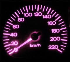 jeep wrangler dashboard lights mazda bravo 2002 2008 blue led dash light kit ebay
