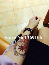 body art beauty makeup pink triangle eyes tattoo 8d
