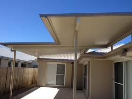 stratco cooldek fly over carport with twinwall side panels find this pin and more fly over patios carports roof material