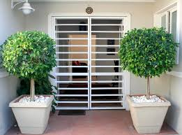 security front door for home front door shutters to secure patio or sliding doors for my