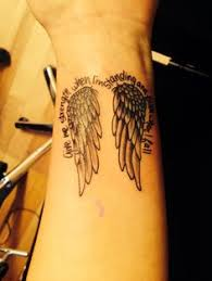 27 adorable angel tattoo ideas for women wings angels and wing