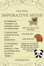best 25 imperative mood ideas on pinterest verb tenses deutsch