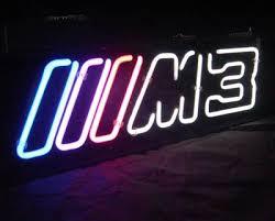 bmw car signs cool bmw 2017 bmw m3 german auto car dealer neon light sign 13 x7