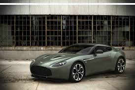 green aston martin aston martin v12 zagato steel green photo gallery autoblog