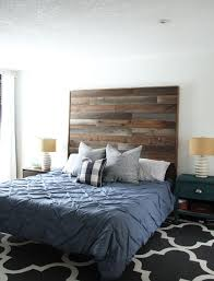 how to make a bed headboard how to make a diy wooden headboard fresh crush