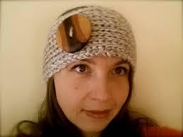knitted headband pattern taraduff s crochet and other stuff knit look tunisian crochet