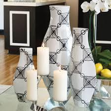Uttermost Vases Mela Aged Black And Gold Tall Vase Uttermost Vases Vases Home Decor
