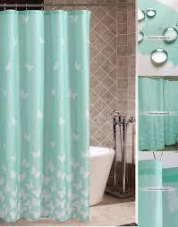 blue and green shower curtains designs mellanie design