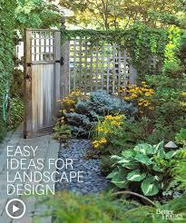 Easy Landscaping Ideas Backyard 1256 Best Gardening Images On Pinterest Gardening Garden Ideas