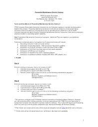 service contract examples exol gbabogados co
