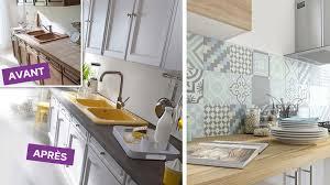 relooker sa cuisine relooker ses meubles de cuisine avec un petit budget