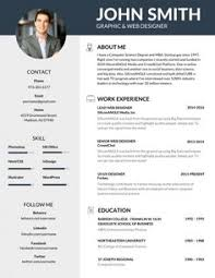 amazing resume templates unique resume sles 21 stunning creative resume templates