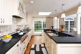 galley kitchens with islands galley kitchen island kitchen traditional with antique island