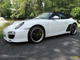 2011 porsche 911 for sale 2011 porsche 911 speedster in carrara white 795613