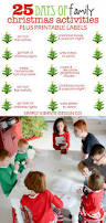 Christmas Decorations To Make At Home For Free 25 Days Of Family Christmas Activities Simplykierste Com