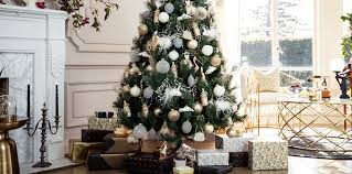 White And Gold Christmas Decorations Nz by Christmas Farmers