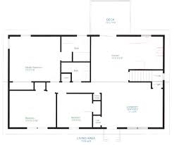 floor house basic ranch home floor plans alovejourney me