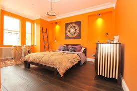 Orange Walls Melrose Avenue Willesden Green Grand Design London