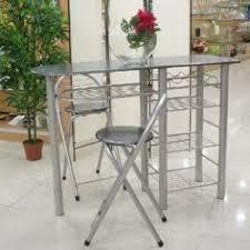 table de cuisine pour studio ensemble table rectangulaire cuisine ou séjour et 4 chaises