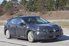 2017 subaru impreza hatchback interior 2017 subaru impreza hatchback and sedan spied testing autoguide