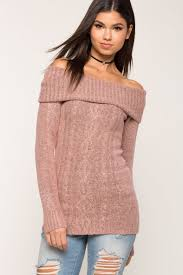womens tunic sweaters s sweaters shoulder tunic sweater a gaci