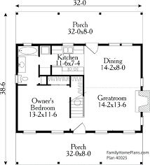 floor plans with porches small house plans porches one story cottage house plan with