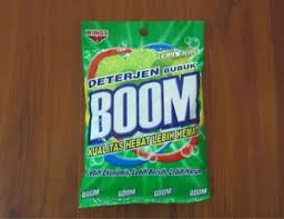 Sabun Boom jual boom sabun cuci bubuk 400 gram rohmah kosmetik