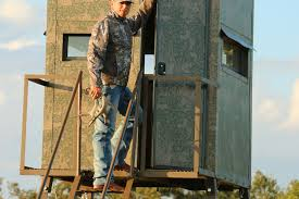 Texas Blinds Texas Deer Hunting Blinds Handmade In South Texas