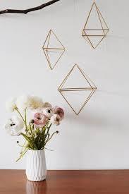suspension origami diy des diy géométriques à tomber mademoiselle claudine le blog