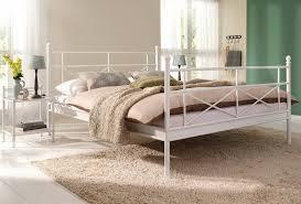Schlafzimmer Komplett Home Affaire Weiß Metallbetten Und Weitere Betten Günstig Online Kaufen Bei