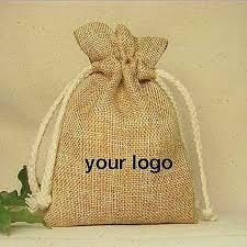burlap drawstring bags jute drawstring bag manufacturer exporter handcraft mumbai 001