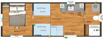 house builder plans 8x24 birchwood tiny house for sale from tiny house builder tiny