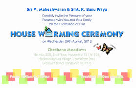 Invitation Cards Housewarming Ceremony Invitation By Bhanu Shankar At Coroflot Com