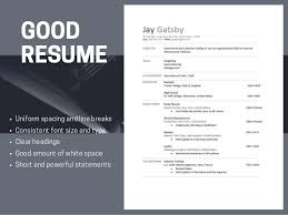 Examples Of Good And Bad Resumes by Bad Resume Sample Cuipercysun Student Resume Sample Samples Of