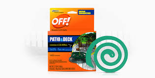off mosquito coil iv refills off repellent