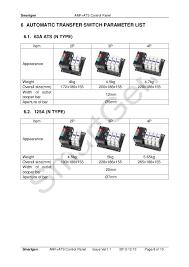 amf ats control panel v1 1 en