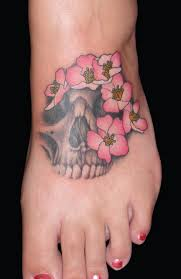 the skull tattoos for beginners pretty designs
