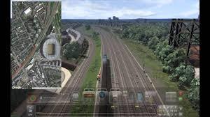 R Train Map Train Simulator 2016 Ecml Class 31 Kigs Cross To Bounds Green