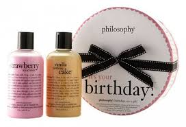 per with philosophy gift sets thegloss