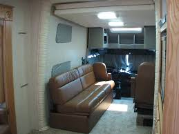 luxury motorhome coach 21 interior pictures