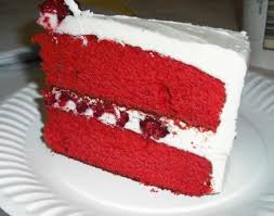 red velvet cake recipe bakespace
