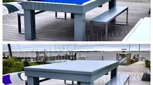 outdoor table tennis dining table impressive exercise ping pong dining table outdoor spectacular