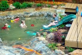 backyard water features diy home outdoor decoration
