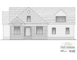 New Construction House Plans by Four Seasons Contractors Homes For Sale New Construction