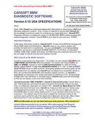 carsoft bmw diagnostic software docshare tips