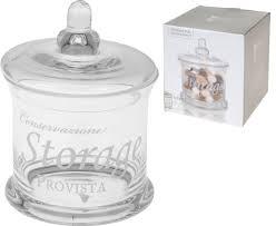 Bathroom Glass Storage Jars Lovely Glass Storage Jar With Glass Lid Cookies Sweet Jar Bathroom