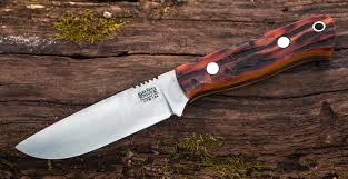 bark river knives bravo necker ii fixed 3 25