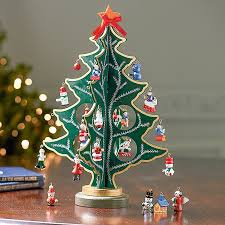 buy wooden advent tree from museum selection